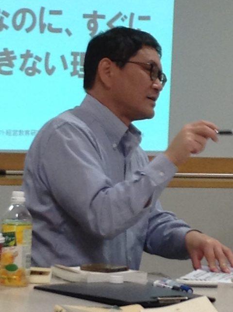 宇都出塾ミニセミナー&宇都出塾大阪校1期生説明会